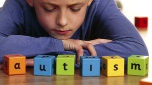 boy with autism