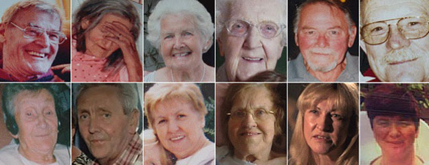 Stafford Hospital victims