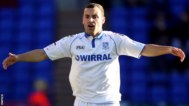 Image result for danny holmes tranmere