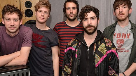 Foals Oxford band go from squat parties to Albert Hall
