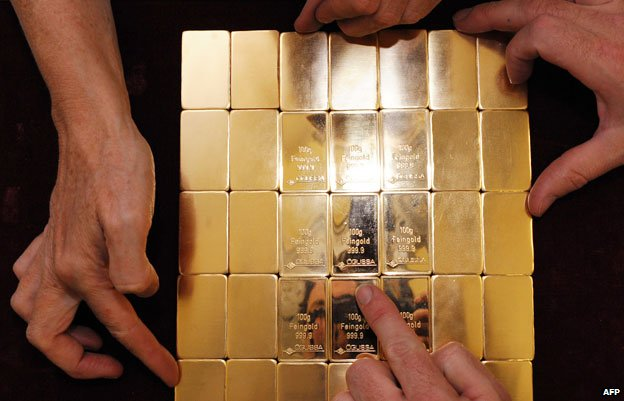 Oro de Austria
