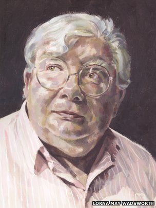 Richard Griffiths as Hector in The History Boys