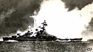 Sinking of the Bismark