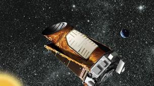 An illustration of Kepler