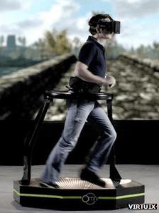 Omni Virtual Reality Game Controller Secures Kickstarter Cash Virtuix Omni
