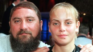 Damir and Jelena Dokic