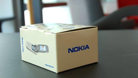 A Nokia box