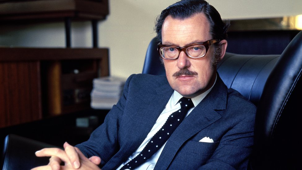 Alan Whicker, circa 1960 (BBC)
