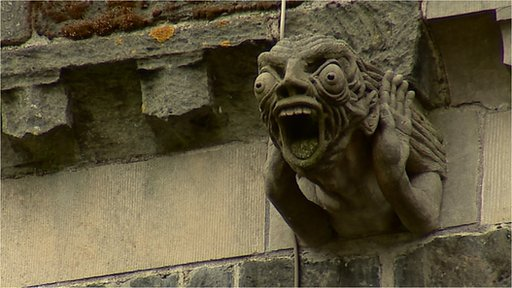 another paisley gargoyle