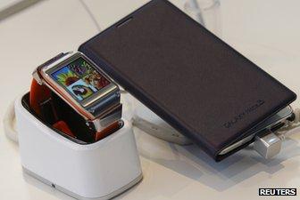 Galaxy Gear and Galaxy Note 3