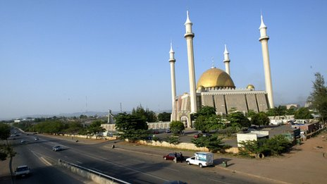 The National Mosque, Abuja