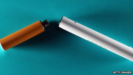 E-cigarette (June 2013)