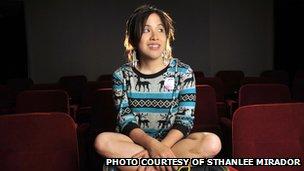 Philippine filmmaker Marie Jamora