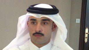 Mohammed Rashed al-Binali