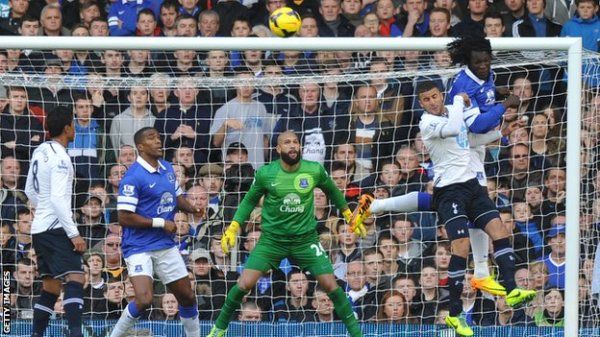 BBC Sport - Everton 0-0 Tottenham Hotspur