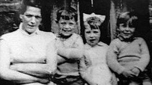 Jean McConville e la famiglia