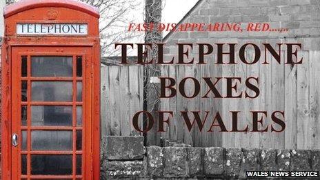 Phone box calendar