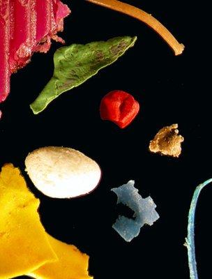 Micro plastic