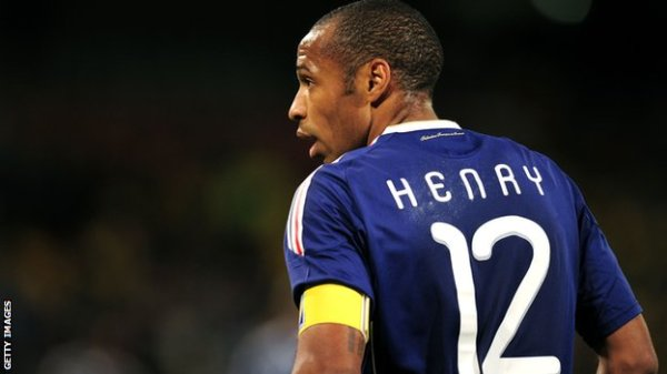 BBC Sport - World Cup 2014: Thierry Henry to join BBC ...
