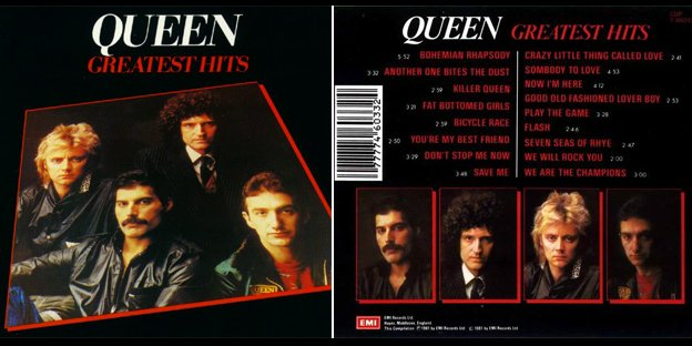 Queen's Great Hits