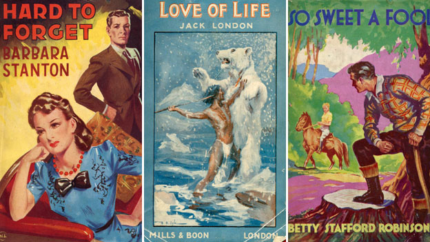 Mills & Boon covers