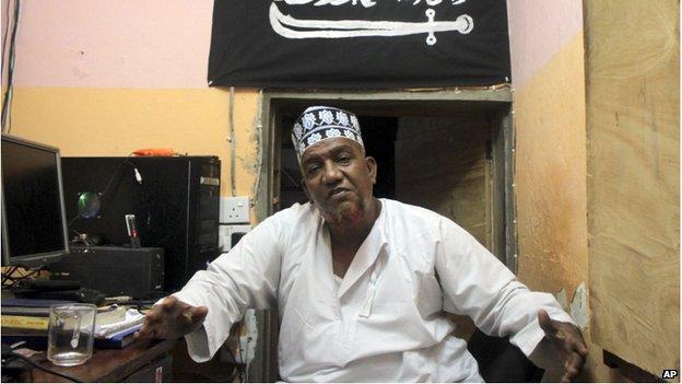 Abubakar Shariff Ahmed, also known as 'Makaburi'