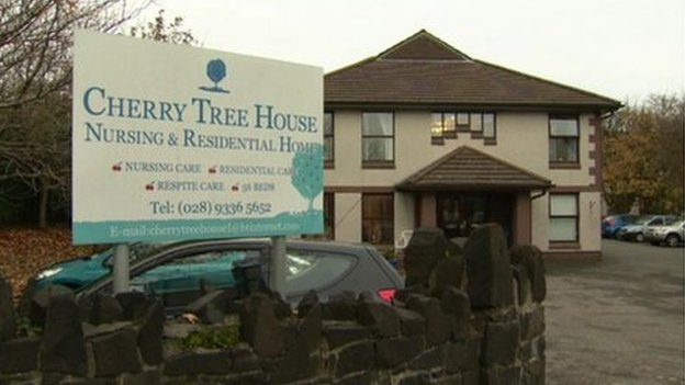 Cherry Tree House nursing home