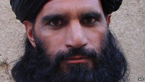 File photo of Asmatullah Shaheen Bhittani