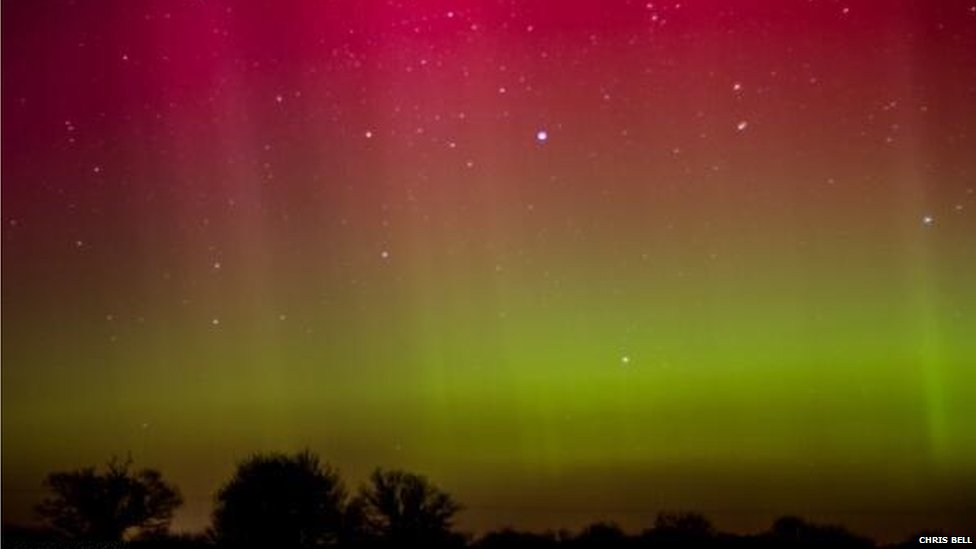 The Northern Light is Foxley, Norfolk