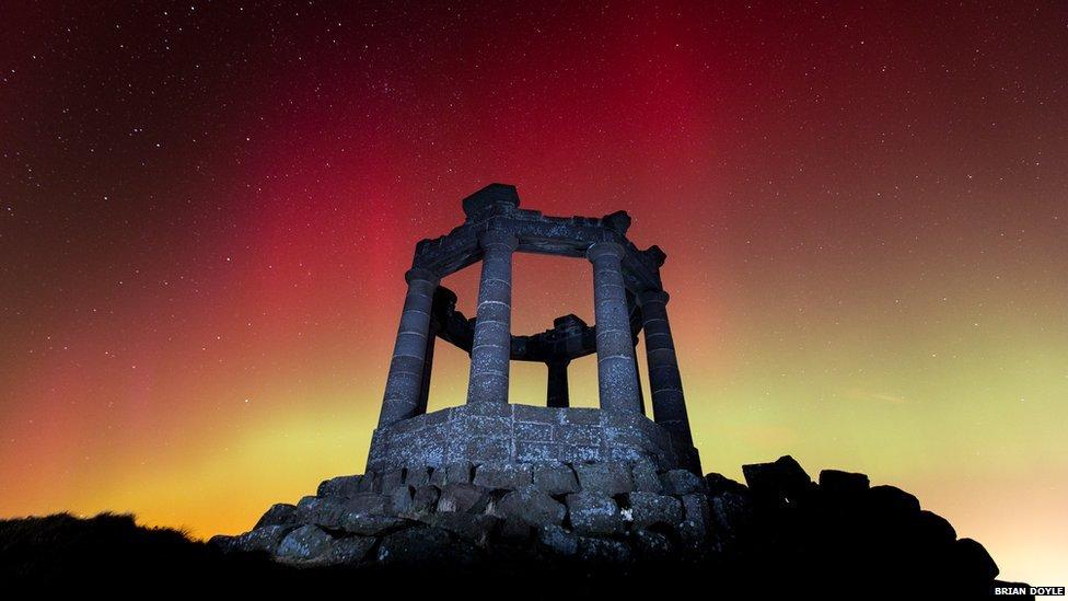Stonehaven war memorial, Aberdeenshire