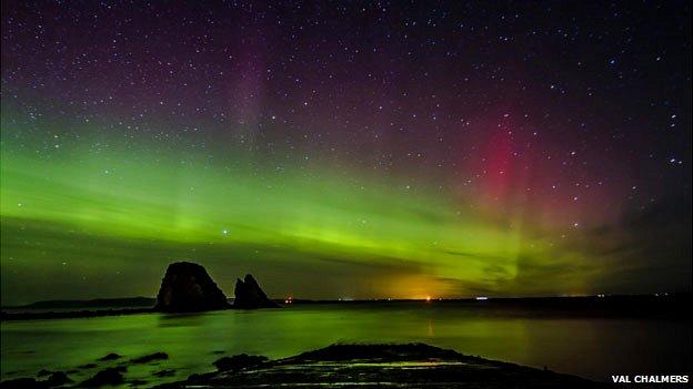 Caithness Northern Lights