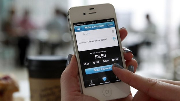 Barclays Pingit App