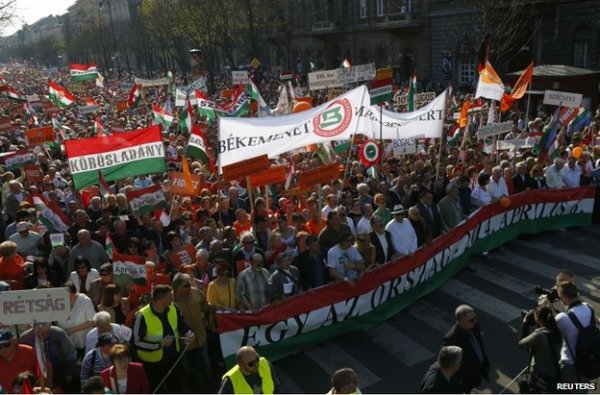 Hungary election: Viktor Orban's hold on the voters - BBC News