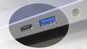 New USB socket