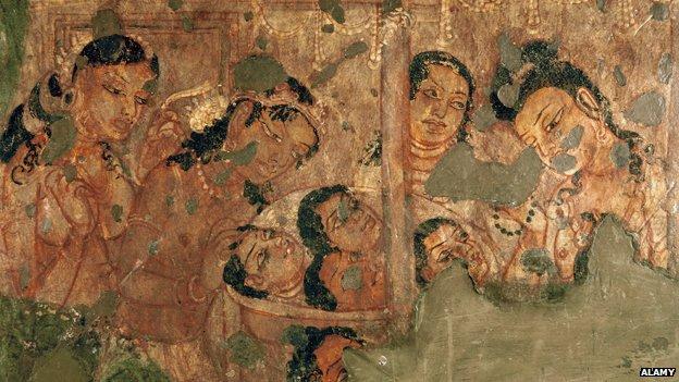 Ajanta mural