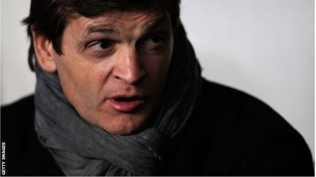 Tito Vilanova - former Barcelona coach