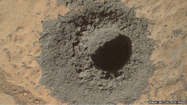 It is almost a year since Curiosity last turned its drill on Mars