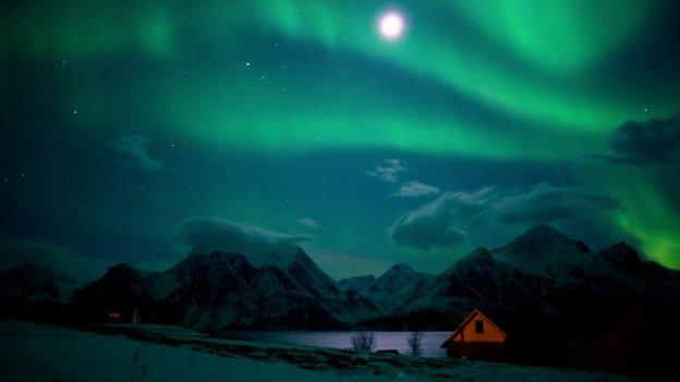 Bbc Northern Lights