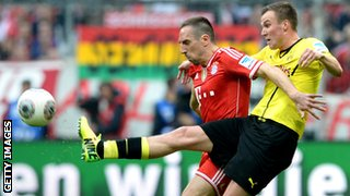 Borussia Dortmund v Bayern Munich
