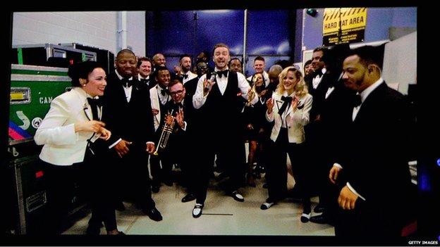 74943198 timberlake Justin Timberlake leads Billboard Award winners