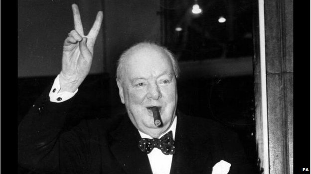 "Winston Churchill found certain jargon ""detestable"""