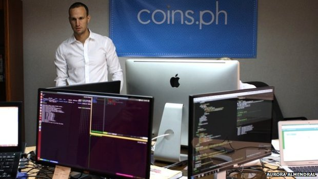 Ron Hose, co-founder of Coins.ph