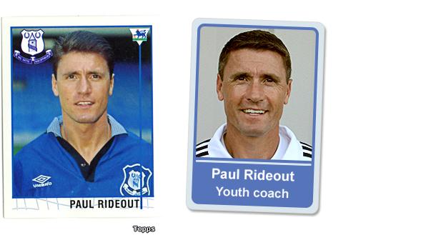 Paul Rideout