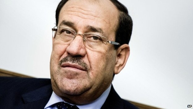 Nouri Maliki (23 June 2014)