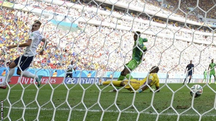 Joseph Yobo own goal