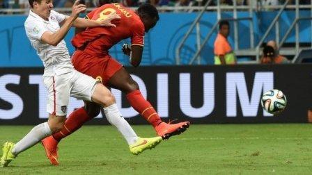 Romelu Lukaku is Belgium's super-sub