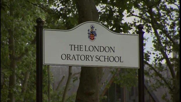 London Oratory School