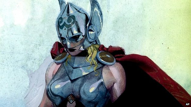 Image result for female thor