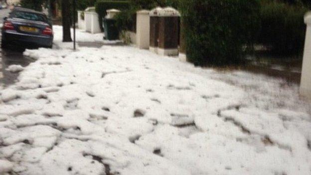 hail storm july 2014