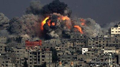 trump & israel palestine conflict